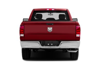 Rear Profile  2016 RAM 1500