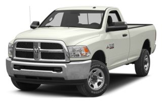 3/4 Front Glamour 2013 RAM 3500