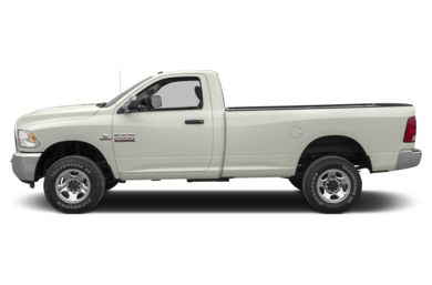90 Degree Profile 2013 RAM 2500