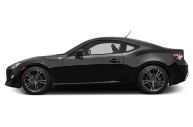 90 Degree Profile 2013 Scion FR-S