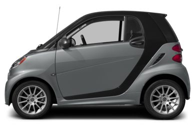 90 Degree Profile 2013 smart fortwo