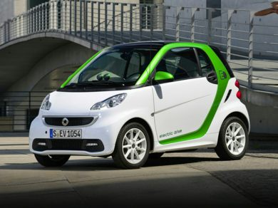 OEM Exterior Primary  2013 smart fortwo electric drive