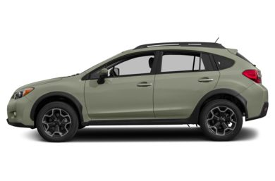 90 Degree Profile 2014 Subaru XV Crosstrek