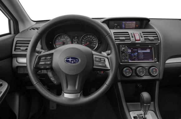 2015 subaru xv crosstrek hybrid styles features highlights - Subaru crosstrek interior lighting ...