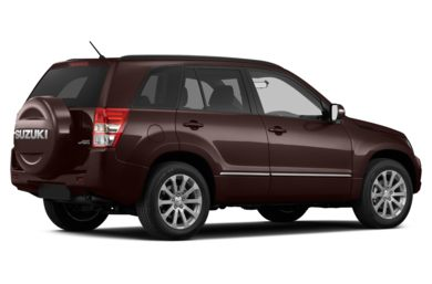 3/4 Rear Glamour  2013 Suzuki Grand Vitara