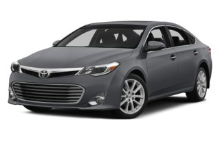3/4 Front Glamour 2013 Toyota Avalon