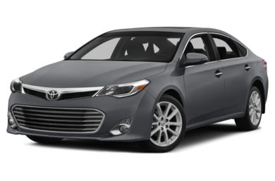 3/4 Front Glamour 2014 Toyota Avalon