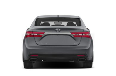 Rear Profile  2014 Toyota Avalon