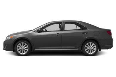90 Degree Profile 2013 Toyota Camry