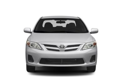 Grille  2013 Toyota Corolla