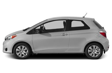 90 Degree Profile 2013 Toyota Yaris