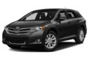 3/4 Front Glamour 2015 Toyota Venza