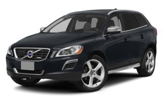 3/4 Front Glamour 2013 Volvo XC60