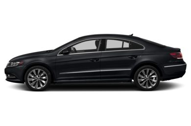 90 Degree Profile 2013 Volkswagen CC