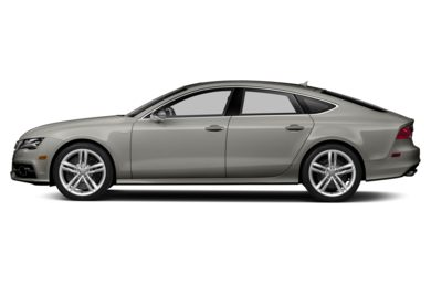 90 Degree Profile 2014 Audi S7