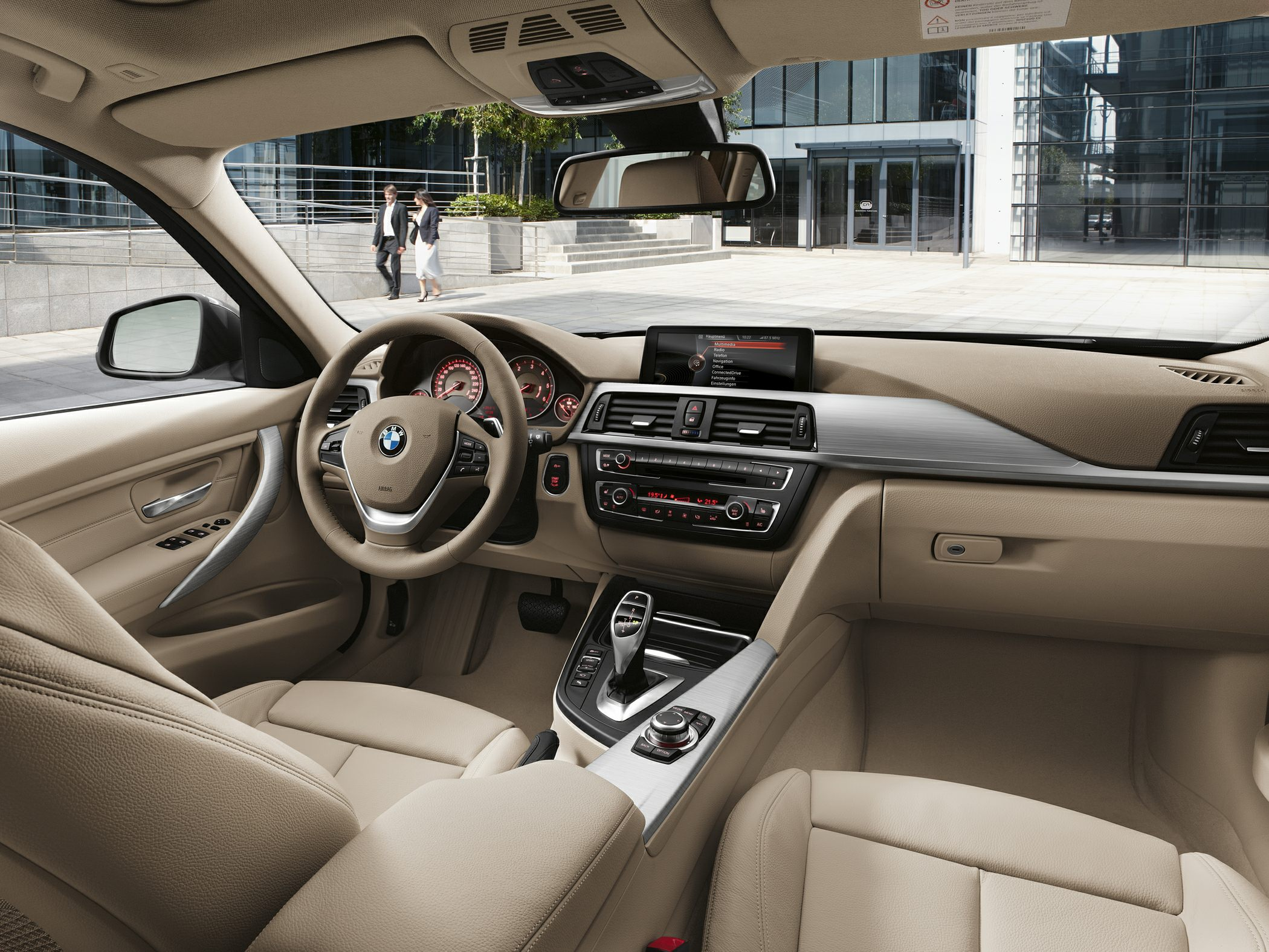 2014 BMW 328 Glamour Interior