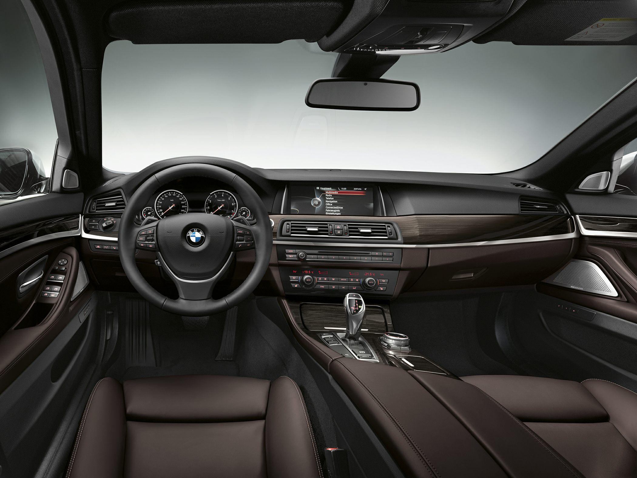 2014 BMW 535i Interior