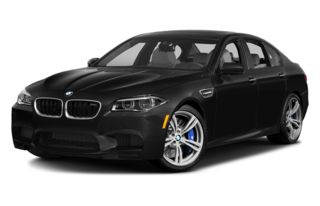 3/4 Front Glamour 2014 BMW M5