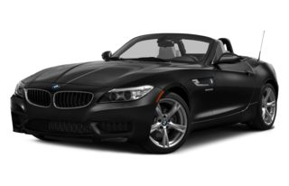 3/4 Front Glamour 2014 BMW Z4