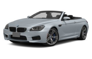 3/4 Front Glamour 2014 BMW M6