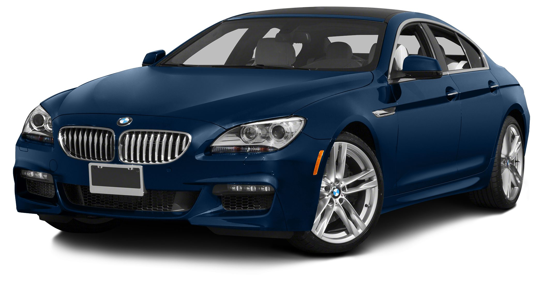 2015 BMW 650 Gran Coupe Front