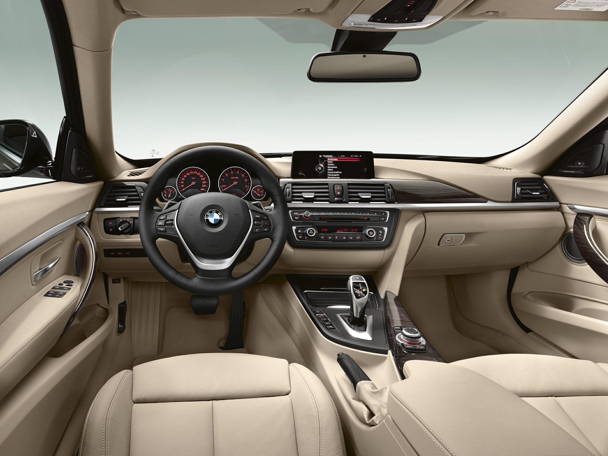 2014 BMW 335i Gran Turismo Interior
