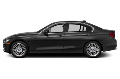 90 Degree Profile 2014 BMW 328d