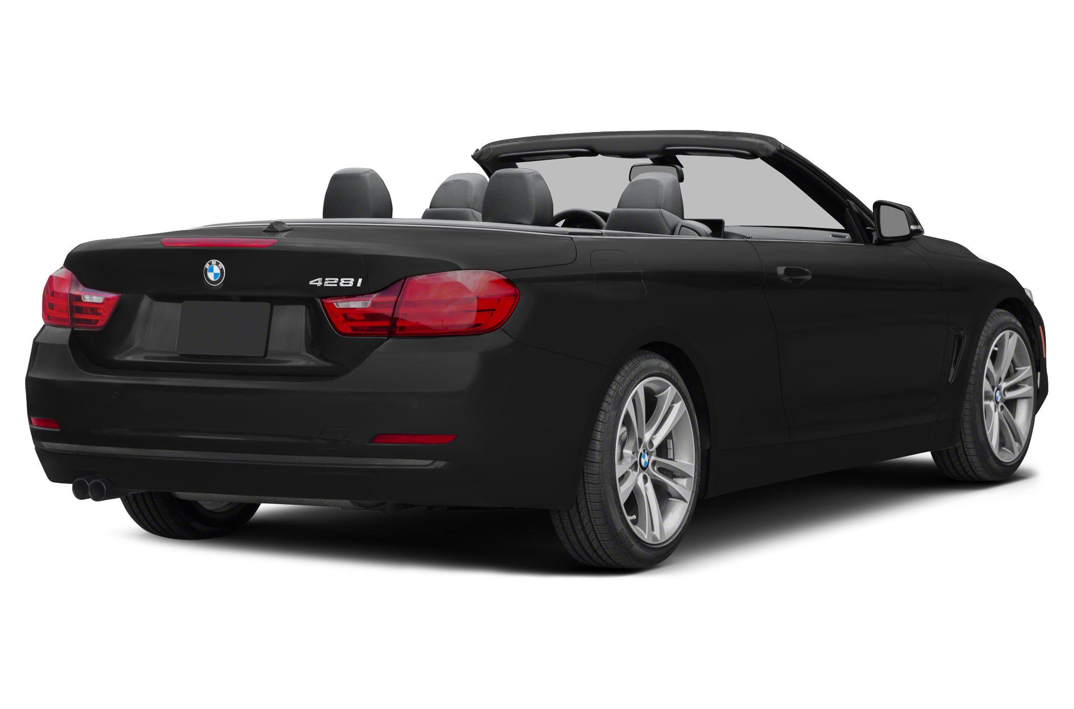 2014 BMW 428 Rear