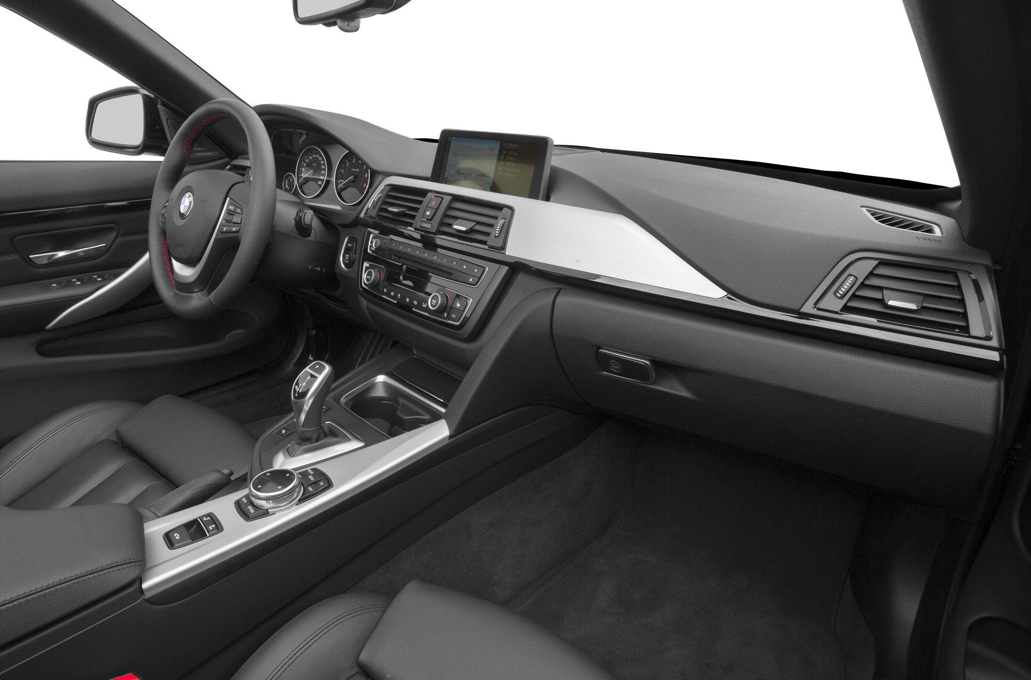 2014 BMW 428 Interior