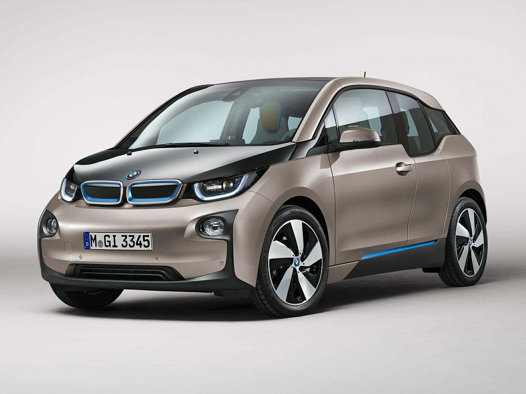 2014 BMW i3 Glam