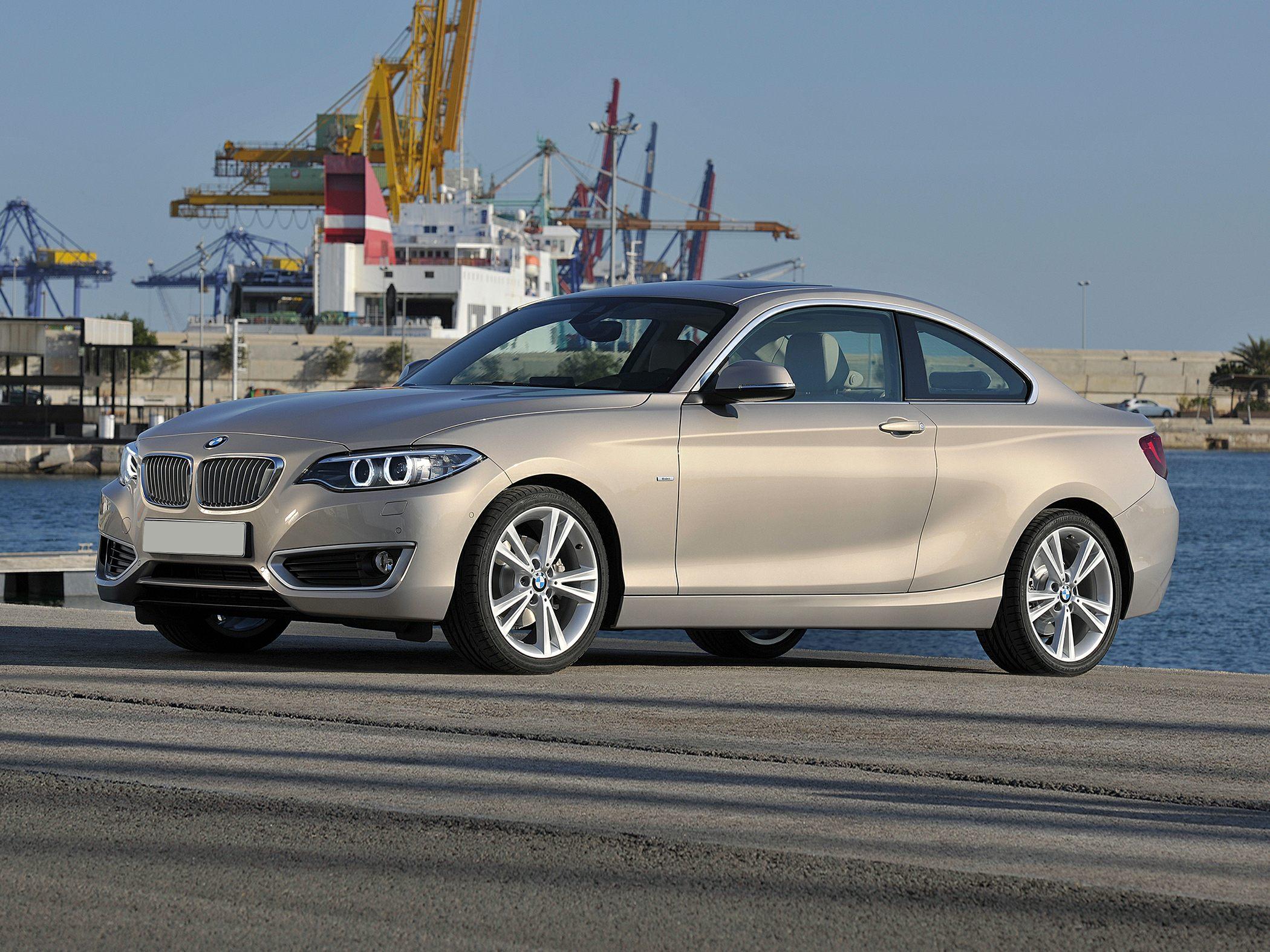 2014 BMW 228 Glam