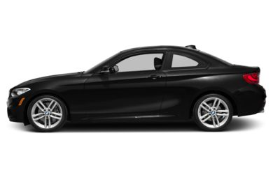 90 Degree Profile 2015 BMW 228