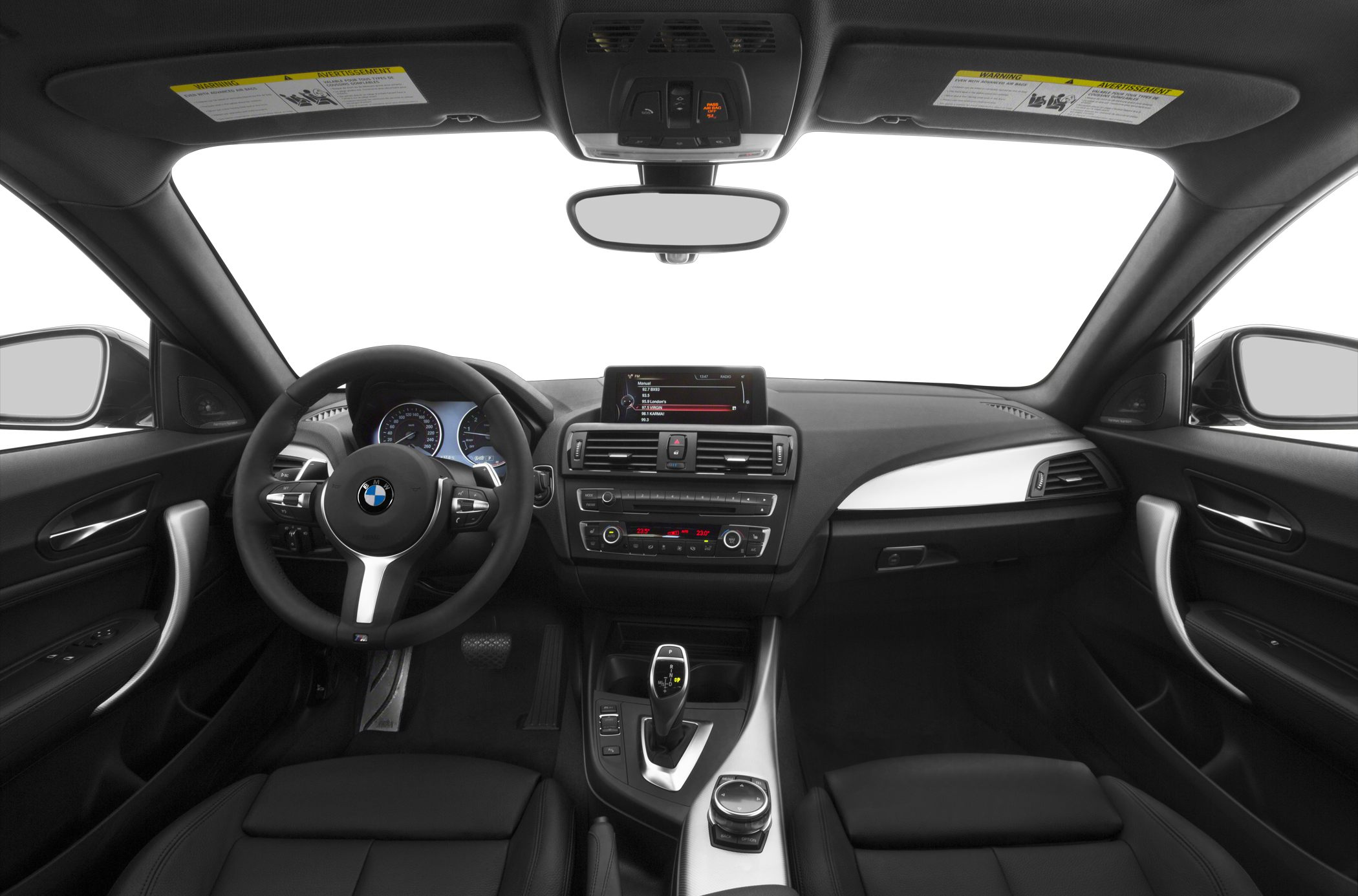 2014 BMW 228 Interior