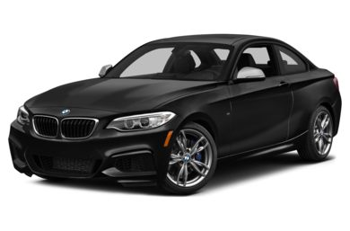 3/4 Front Glamour 2015 BMW M235