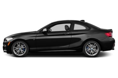 90 Degree Profile 2015 BMW M235