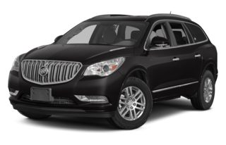 3/4 Front Glamour 2014 Buick Enclave