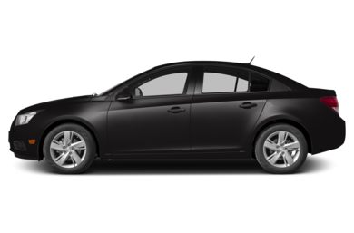 90 Degree Profile 2014 Chevrolet Cruze