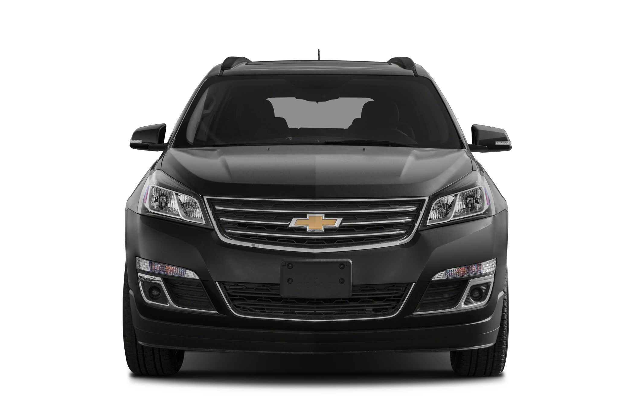 2014 Chevrolet Traverse front