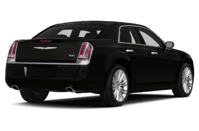 3/4 Rear Glamour  2014 Chrysler 300