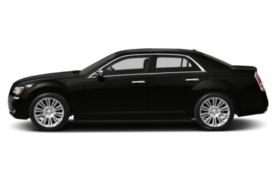 90 Degree Profile 2014 Chrysler 300