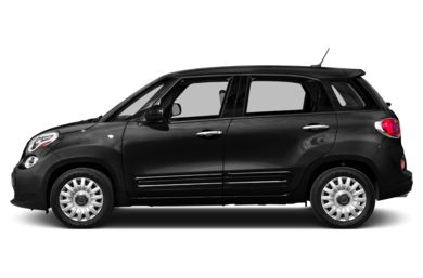 90 Degree Profile 2016 FIAT 500L