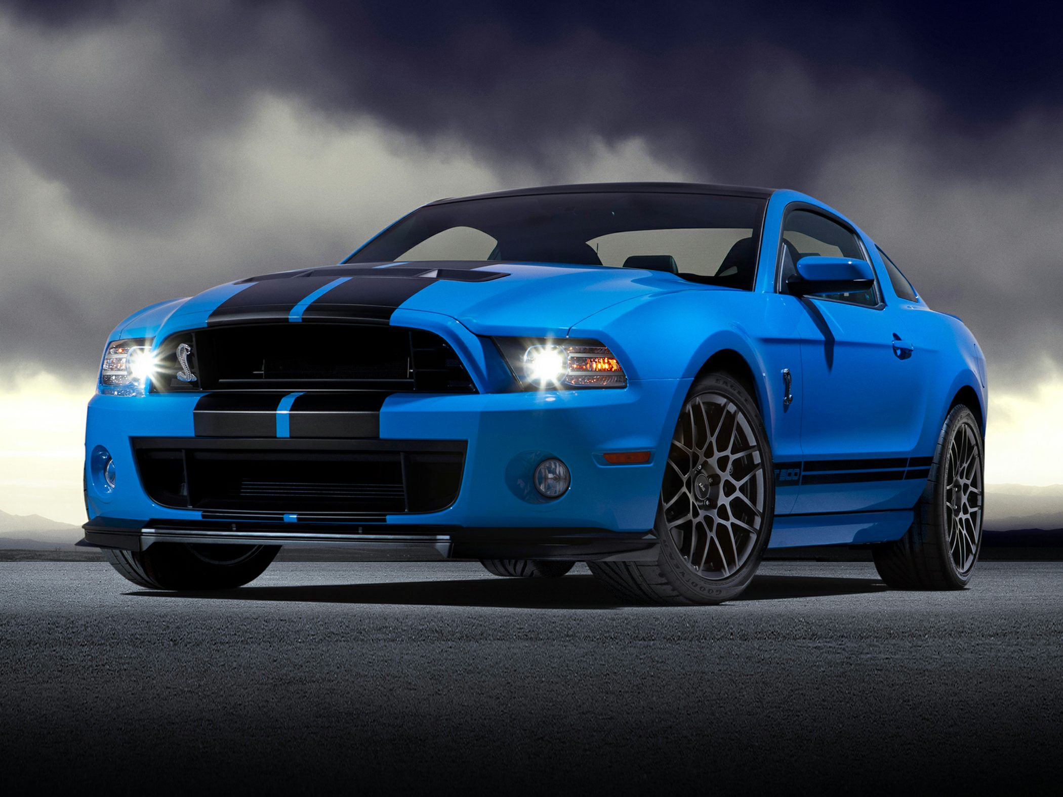 2014 Ford Shelby GT500 Glam
