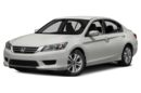 3/4 Front Glamour 2015 Honda Accord