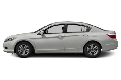 90 Degree Profile 2014 Honda Accord
