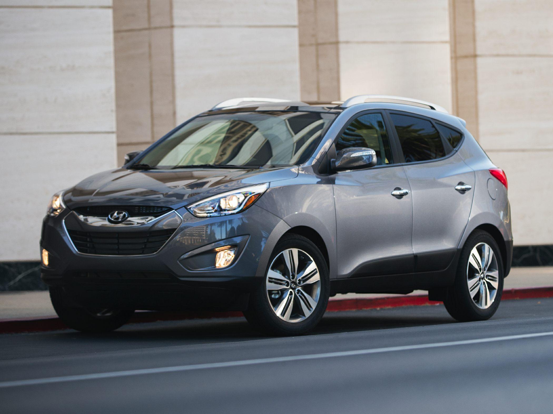 2014 Hyundai Tucson Glam