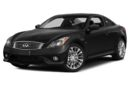 3/4 Front Glamour 2015 Infiniti Q60