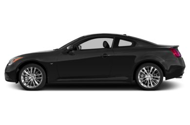 90 Degree Profile 2014 INFINITI Q60