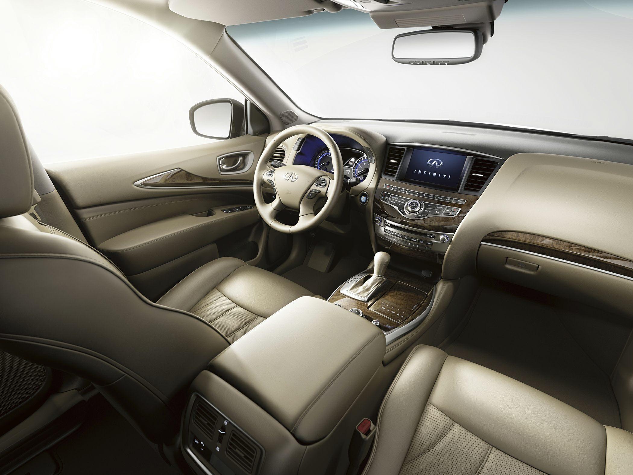 2014 Infiniti QX60 Interior