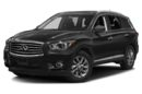 3/4 Front Glamour 2015 Infiniti QX60