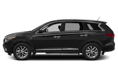 90 Degree Profile 2014 Infiniti QX60